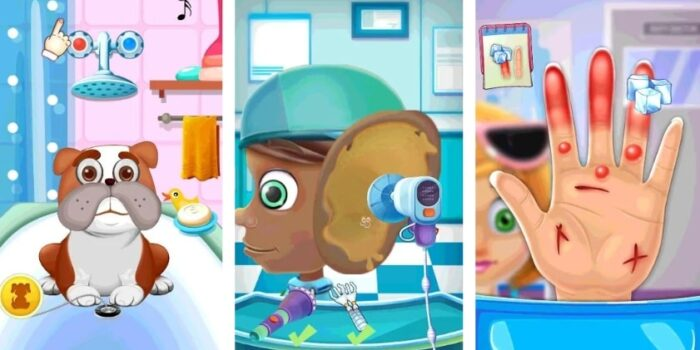 Little Dentist взлом