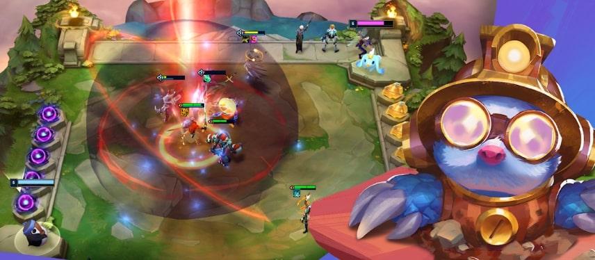 Teamfight Tactics читы
