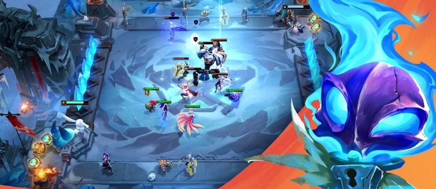 Teamfight Tactics взлом