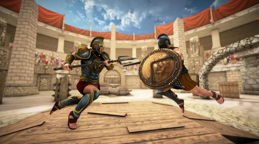 Gladiator Glory читы