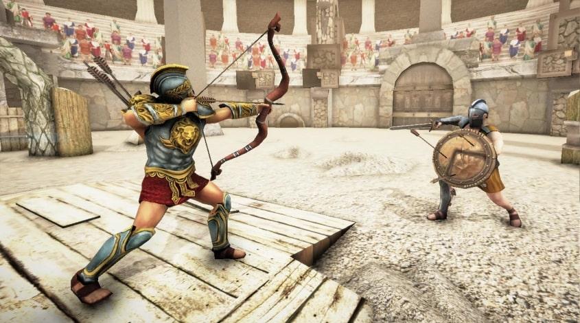 Gladiator Glory моды