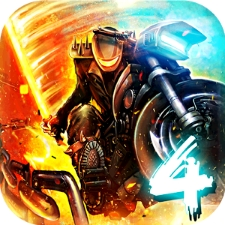 Death Moto 4 много денег